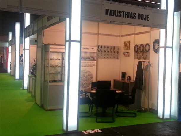 THANK YOU FOR YOUR VISIT TO OUR BOOTH AT SUBCONTRATACIÓN 2015
